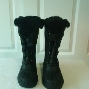 Girls Constance winter boots size 1